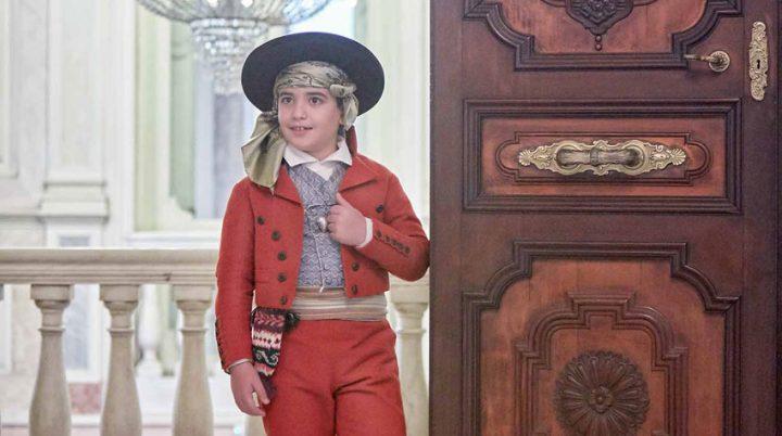 Ir bien vestido desde la niñez