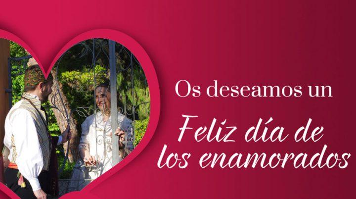 Feliz Día de los Enamorados
