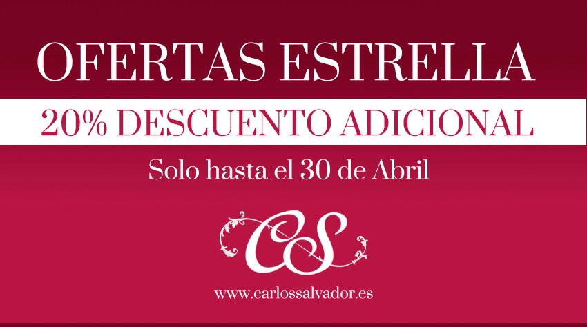 Oferta especial hasta el 30 de Abril
