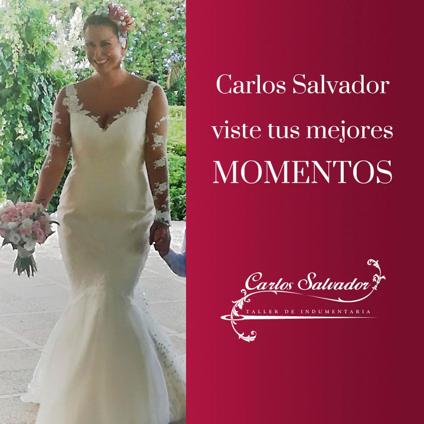 Carlos Salvador viste tus mejores momentos