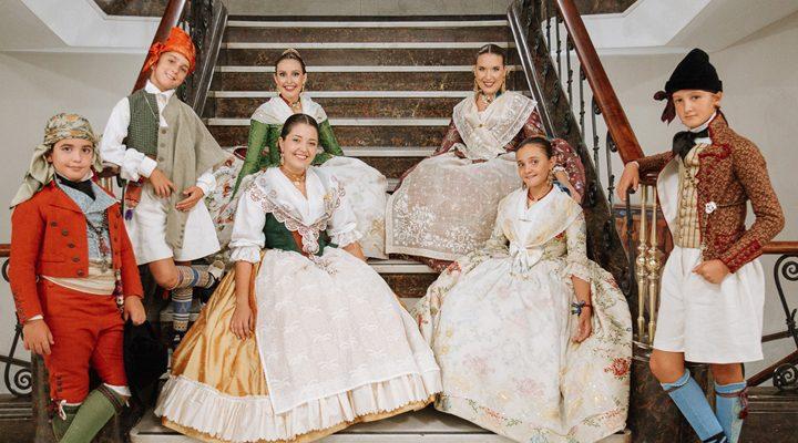 Desfile de Indumentaria Valenciana